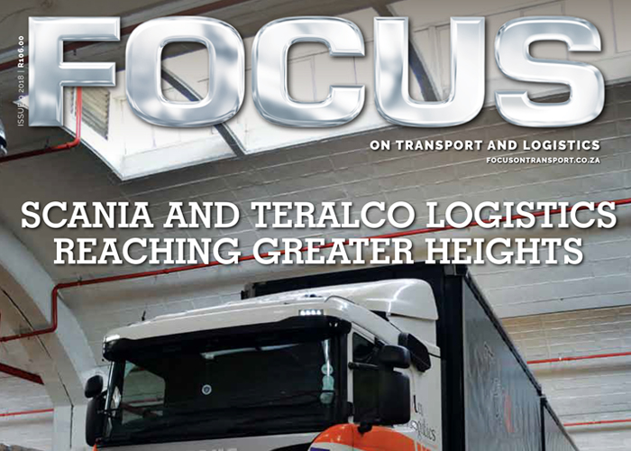Focus on transport and logistics magazine