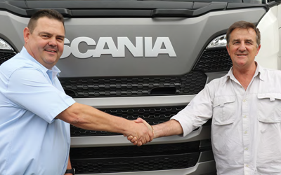 Scania ticks all the right boxes for 4PL.COM Cape