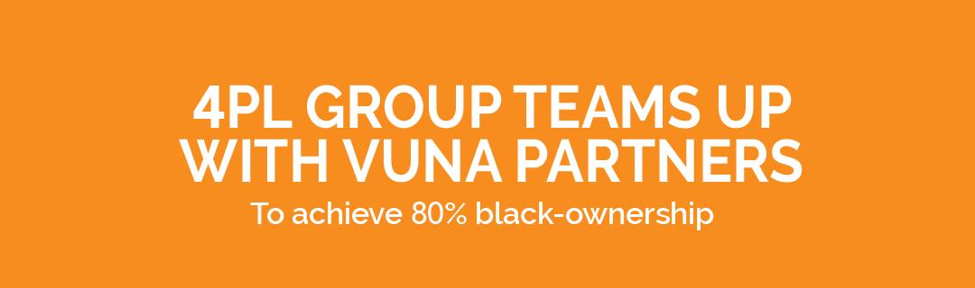 New Shareholding – Vuna Partners