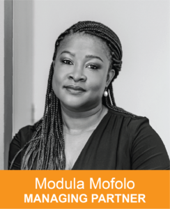 Co-founder and Managing Partner, Modula Mofolo, of SummerPlace Equity Partners