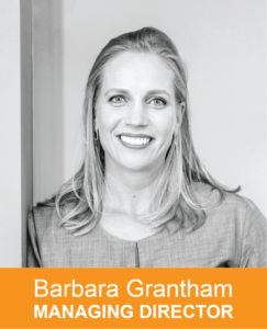 Co-founder and Managing Director, Barbara Grantham, of SummerPlace Equity Partners